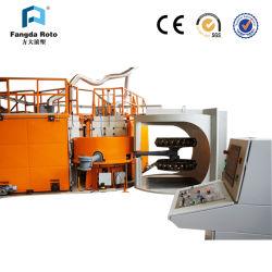 Os brinquedos de plástico da esfera de plástico de PVC máquinas para Rotomoldagem máquina de moldagem rotacional