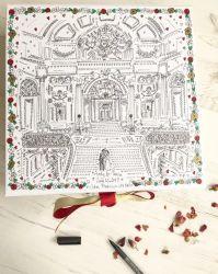 L'art, de mariage de mariage de l'illustration, boîte de mémoire sur mesure. Part illustré. Lieu de mariage, personnalisé, lieu de l'intérieur illustration. Cadeau de noces.