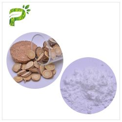 Soins de la peau d'ingrédients cosmétiques naturels extrait de racine de réglisse de poudre blanche de 90 % Glabridin HPLC