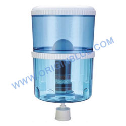 POT del carbonio e di ceramica di acqua minerale del depuratore per l'erogatore dell'acqua