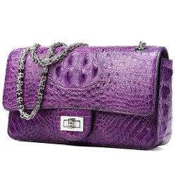 Разработчик бренда Bag высокого качества в реальном кожи аллигатора кожаный кошелек женщин