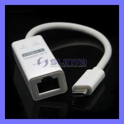 2015 hoher Grade USB 3.1 Type C zu RJ45 LAN Adapter Ethernet Network Card für New MacBook
