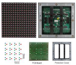Alto modulo esterno dello schermo di visualizzazione del LED del TUFFO di luminosità P8/P10/P16