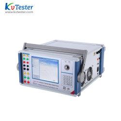 Microordenador multifunción de inyección del circuito secundario, Relay Tester Comprobador de protección