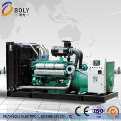 Cummins Высокоэффективные Widel используется 500 ква технологии питания Self-Excited электрический генератор с маркировкой CE и сертифицированных ISO