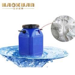 Mayorista de látex líquido blanco leche claro látex líquido acrílico de pegamento para PVC cuero