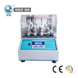 جهازاختبار مقاومة التآكل المتأرجح ASTM D4157 Fabric Wyzenbeek (GW-118)