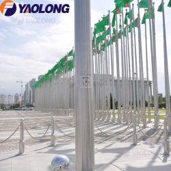 Vente à chaud en acier inoxydable 316L 304/304L/mât professionnel 360 électrique rigide rotatif mât