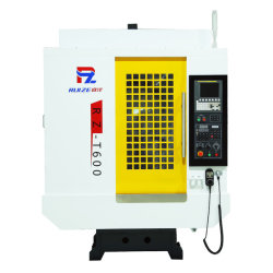 3 eixos de alta velocidade moagem CNC Drilling e toque no centro da máquina para processamento de metais