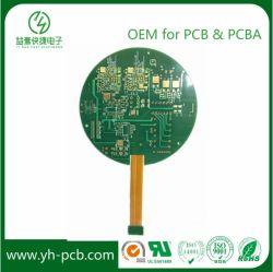 Haute qualité rigide personnalisée/Flex 1.0mm/1,5 mm/2,0 mm/3,0 mm en aluminium/cuivre PCB