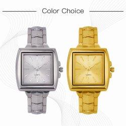 Леди сплава Смотрите красочные номера быстрого набора водонепроницаемый женщин Wristwatch Quartz Wholesales (JY-AL073)