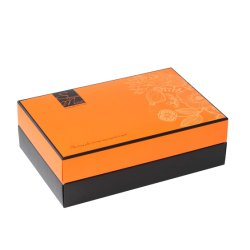 Contenitori di carta impaccanti di vendita di cerimonia nuziale di favore del ricordo di regalo caldo del cartone