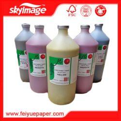 J-Teck J-Eco tinta solvente à base de água para o vestuário/Banner Impressão Digital