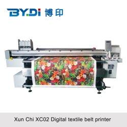 De automatische Textiel Digitale Machine van Af:drukken voor het Nylon van de Wol van het Katoenen Linnen van de Zijde