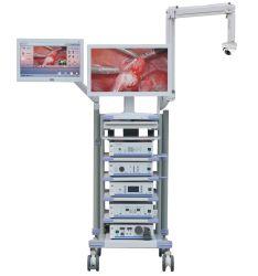 La gastroscopia colonoscopio endoscopia laparoscopia con torre de laparoscopia
