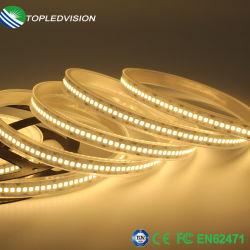 Led haute luminosité 240durable/M 24VCC White 2835 Bande LED témoin de corde