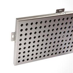 Het openlucht Stevige Comité van het Aluminium van de Bekleding van het Aluminium voor de BuitenBekleding van de Muur