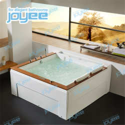 Joyee 2 Лицо купол ванну горячей ванной джакузи с гидромассажем ванна-спа ванна с джакузи