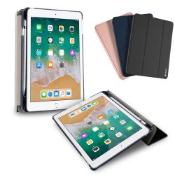 Het Geval van het Leer van Pu voor iPad 9.7 Geval van de iPad het Slimme Dekking
