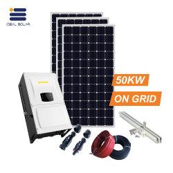 격자 동점 태양 에너지 에너지 시스템에 전기 50kVA 50kw 220V 380V
