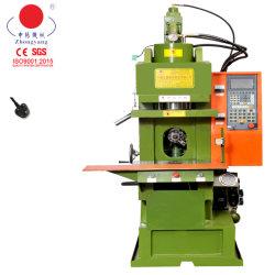 Het Vormen van de Injectie van pvc 55tons van de Elektronische Component van de fabrikant Verticale Plastic Machine
