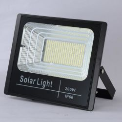 Clignotement témoin solaire LED rechargeable Lampe Barricade