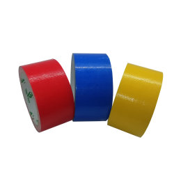 Hot Sale chiffon du conduit d'lourds colorés du ruban adhésif pour Joint