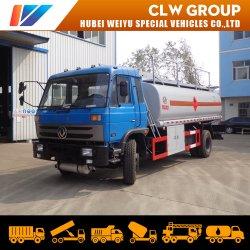 Camion di rifornimento di carburante di consegna dell'olio dell'autocisterna del acciaio al carbonio di Dongfeng 10cbm/10m3/10000litres/acciaio inossidabile/lega di alluminio
