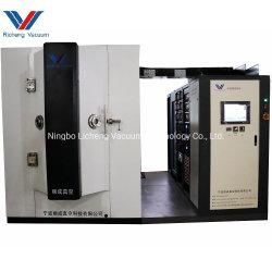 Fabricante de peritos do íon Multi-Arc máquina de revestimento metálico de vácuo ferramentas DVP chaparia do revestidor de Vácuo
