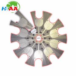 OEM Custom Fraisage CNC Outil en aluminium pour disque de machines CNC