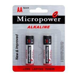 Taktgeber-Station-Batterie der Qualitäts-1.5V AA trockenen der Zellen-Lr6 Am3 Nr. 5 super alkalische