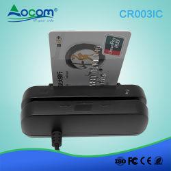 人間の特徴をもつ小型磁気強打およびコンボICのカード読取り装置