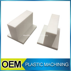 Qualitäts-Präzision ABS Nylon-PTFE Plastik zerteilt CNC-Plastikmaschinell bearbeitenteile