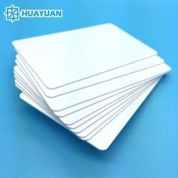 PVC MIFARE di CR80 lettura /scrittura senza contatto 13.56MHz più lo Smart Card in bianco di X 4K