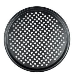 Berufspizza-Wannen mit Gitter-Grill der Loch-13-Inch zu Hause