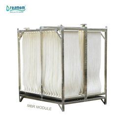 Eccellentemente membrana a fibra rinforzata vuota redditizia di ultrafiltrazione PVDF Mbr di qualità