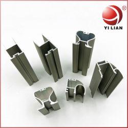 Het Profiel van de Kast van het Aluminium van de Uitdrijving van de decoratie de Legering van het Aluminium van 6000 Reeksen