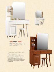 Table en bois massif commode avec dressing selles pour mobilier de chambre à coucher