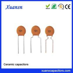De Ceramische Condensatoren 101m50V van het lage Voltage