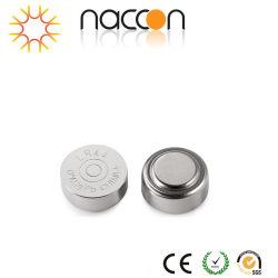 Venta caliente ver alcalinas pilas LR44 de 1,5 V de Pila de botón Botón AG13