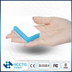 1つのIC磁気NFCの移動式小型携帯用カード読取り装置(MPR110)に付きBluetooth 3つ