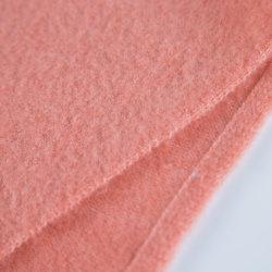 アクリル、ナイロンの、ウールおよびスパンデックスの甘いピンクの14nmによって紙やすりで磨かれる豪華なヤーン