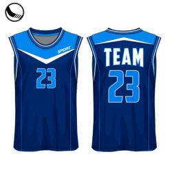 Nuove uniformi su ordinazione normali di pallacanestro di disegno