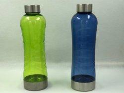 650ml BPA는 플라스틱 무기물 스포츠 물 마시는 병을 해방한다