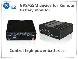 手段の漏出流れの検出を用いる装置を追跡するGPS