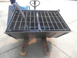 La meilleure qualité de HCN Machine de Construction de la marque 0310 Bétonnière Godet de mélange de ciment de godet de chargeuse à direction à glissement Bobcat, excavateur et le chargeur