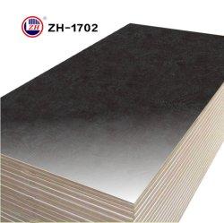 Scheda UV del MDF di ultimo colore di marmo per il portello dell'armadio da cucina o il portello del guardaroba