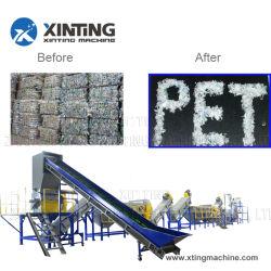 Les déchets des flocons de PET PP PE Bouteille de lavage et séchage machine de recyclage DE PLASTIQUE DE LIGNE
