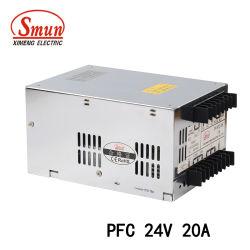 Pfc機能の高性能15VDC 32A 500Wの電源