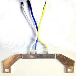 Shunt corrente di resistenza di campionatura della zona, shunt del resistore del Manganese-Rame